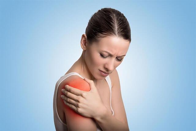 Calcificazione della spalla, quali sono i sintomi